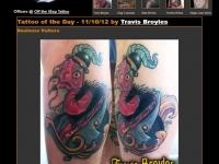 TattooNow.com - Travis Broyles - Tattoo Of The Day