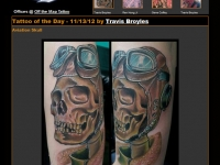 TattooNow.com - Travis Broyles - Tattoo Of The Day