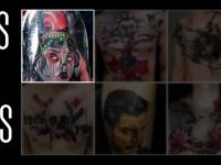 Tattoos By Artists - Travis Broyles