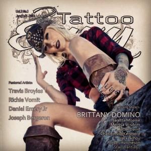 Tattoo Envy Magazine - Travis Broyles - Tattoo Artist - Everett, WA