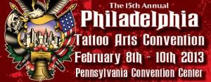 Philadelphia Tattoo Arts Convention - Travis Broyles - Tattoo Artist - Everett, WA